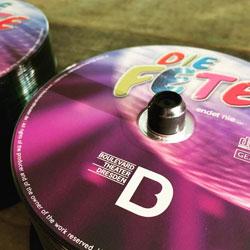 CDs, DVDs & Hörbücher