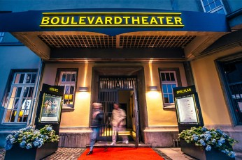 Boulevardtheater Dresden Das Haus